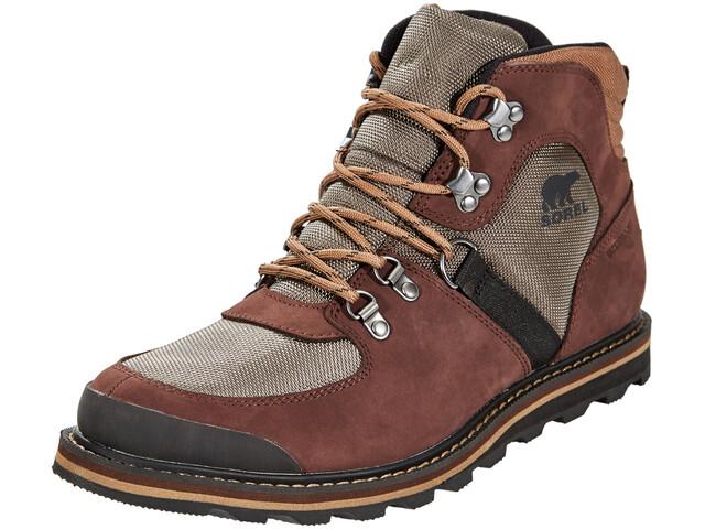 Sorel M's Madson Sport Hiker Shoes Mud
